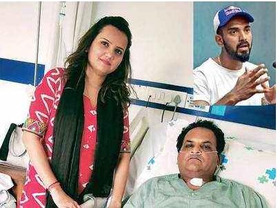 जिंदगी मौत से जूझ रहे जैकब मार्टिन को केएल राहुल ने मोटी धनराशी की दान 2