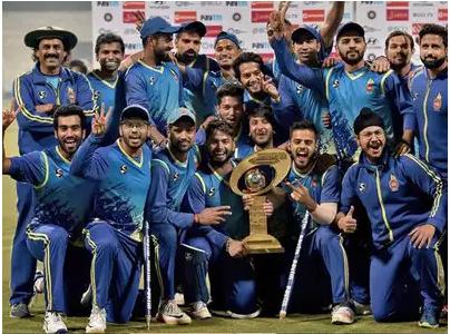 सैयद मुश्ताक अली टी-20 टूर्नामेंट के लिए दिल्ली टीम का हुआ ऐलान, धवन और ऋषभ पंत को जगह नहीं