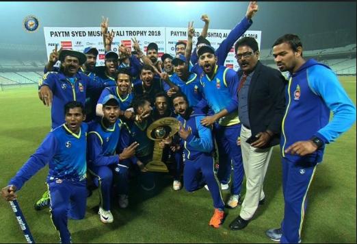 सैयद मुश्ताक अली टी-20 टूर्नामेंट के लिए दिल्ली टीम का हुआ ऐलान, धवन और ऋषभ पंत को जगह नहीं 3