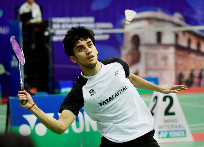 Badminton: lakshy, Saurav's senior national championship wins awaited