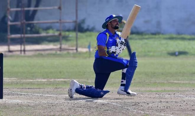 मुश्ताक अली ट्रॉफी : उत्तर प्रदेश की पहली जीत