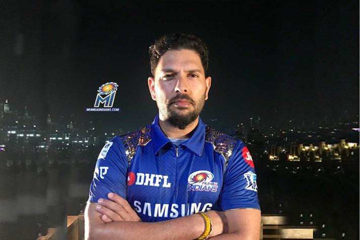 आईपीएल 2019: तीन बार की विजेता मुंबई इंडियंस ने नई किट लॉन्च की, देखें मुंबई की ये नई जर्सी 2