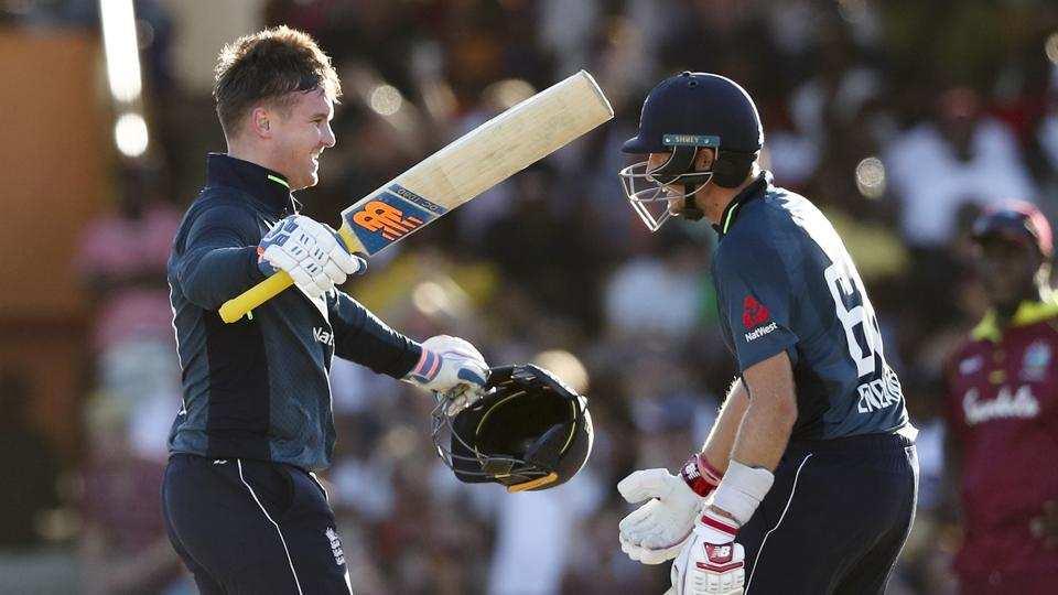 बारबाडोस वनडे : रॉय, रूट के शतक से जीता इंग्लैंड