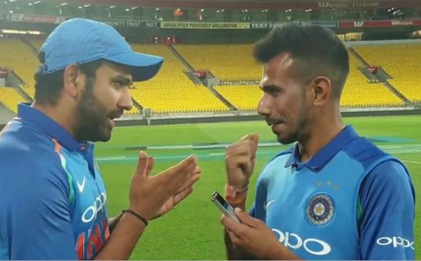 चहल टीवी पर रोहित ने कहा शुभमन गिल नहीं अब यह खिलाड़ी करेगा विराट की जगह नंबर 3 पर बल्लेबाजी 29
