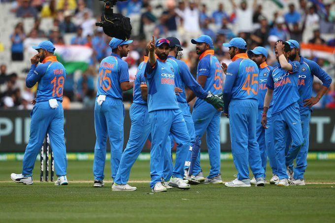 आईसीसी वनडे टीम रैंकिंग में हुआ बदलाव, देखें अब कहाँ पहुंची कौन सी टीम 35