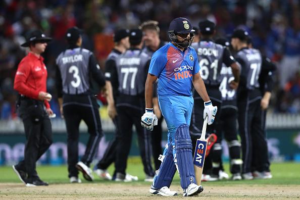 India vs New zealand- 3rd T-20: अपनी कप्तानी में पहला सीरीज हारने के बाद रोहित शर्मा ने भावुक होकर कहा इस वजह से हारे सीरीज 2