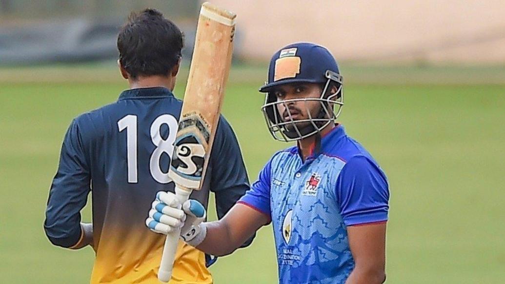 श्रेयस अय्यर ने छक्कों की बरसात कर खेली भारत की तरफ से टी-20 की सबसे बड़ी और विस्फोटक पारी 56