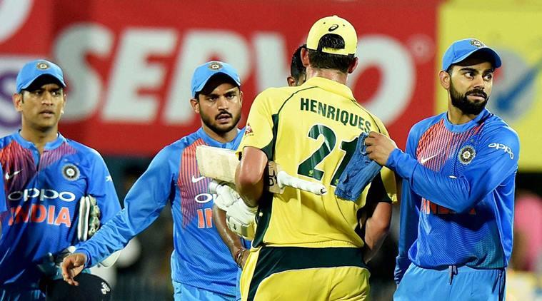 भारत और ऑस्ट्रेलिया के बीच होने वाली टी-20 सीरीज के शेड्यूल में बदलाव, देखें कब कहाँ होंगे कौन से मैच