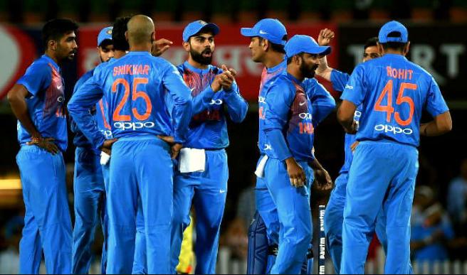 रोहित-धवन को ऑस्ट्रेलिया के खिलाफ टी-20 सीरीज से दिया गया आराम, तो ये होगी भारतीय टीम! 1