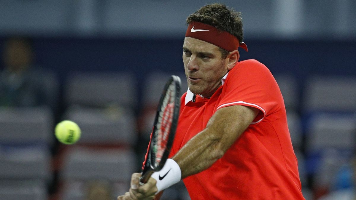 Tennis: Del Potro withdraws name from Indian Wells Open