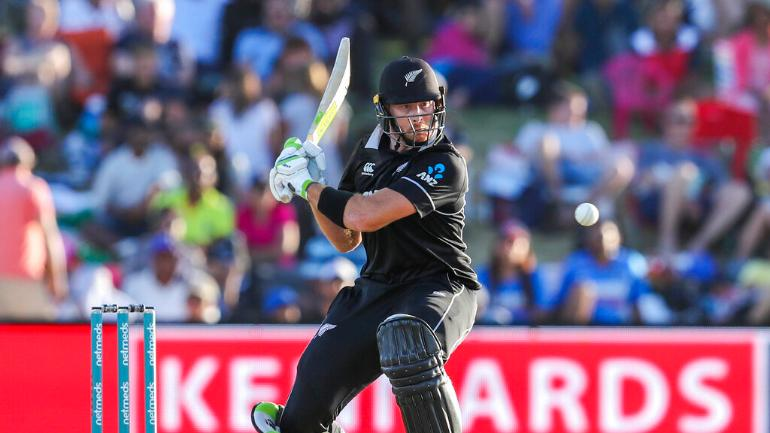 Guptill out of T-20 series against India due to injury