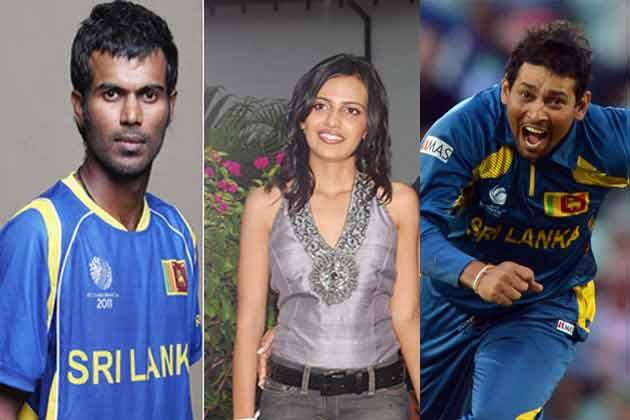 क्रिकेटर जिन्होंने साथी खिलाड़ियों के पत्नी से ही कर ली शादी 4
