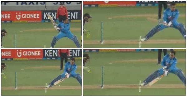 वीडियो: ईश सोढ़ी ने धोनी को आउट करने के लिए बनाया प्लान, फिर धोनी ने दिखाया अपना गली क्रिकेट स्किल
