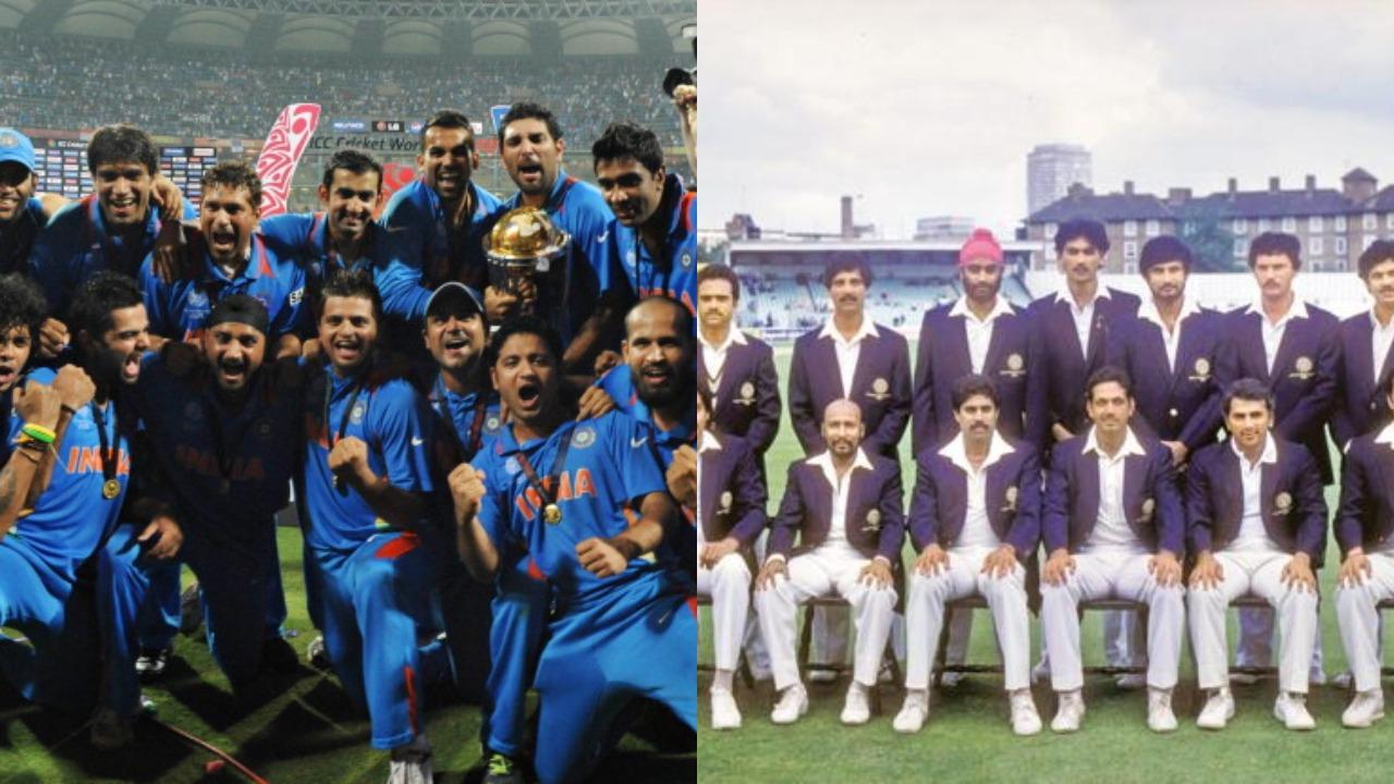 भारत के विश्व कप 1983 और 2011 टीम के खिलाड़ियों को फीफा विश्व कप 2022 के लिए आमंत्रण 1