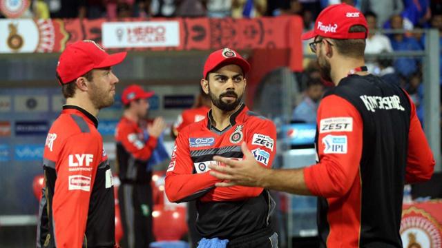 आईपीएल के आगामी सीजन के लिए आरसीबी का शिविर शुरू 4