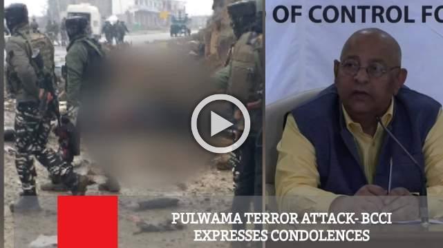 पुलवामा हमले में मारे गए शहीदों के लिए बीसीसीआई का बड़ा कदम, ले सकती है ये फैसला