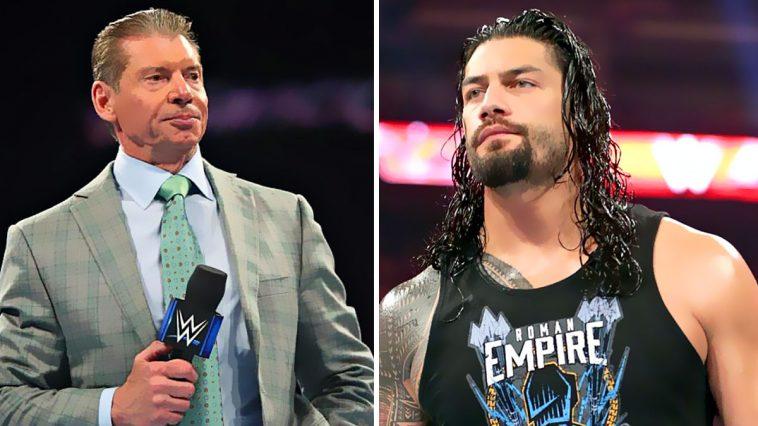 WWE NEWS: विंस मैकमेहन ने किया ऑफिसियल घोषणा, इस दिन होगी रोमन रेंस की रिंग में वापसी