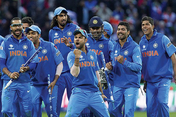विश्वकप 2019 के लिए लांच हुई भारतीय टीम की नई जर्सी, पहले से भी ज्यादा खूबसूरत है ये जर्सी