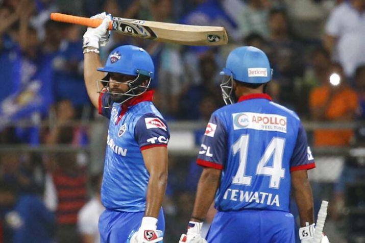 IPL-12: Pant's feat, Delhi beat Mumbai by 37 runs