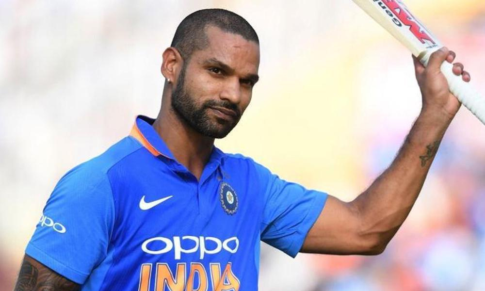 Dhawan hopes to get IPL for World Cup