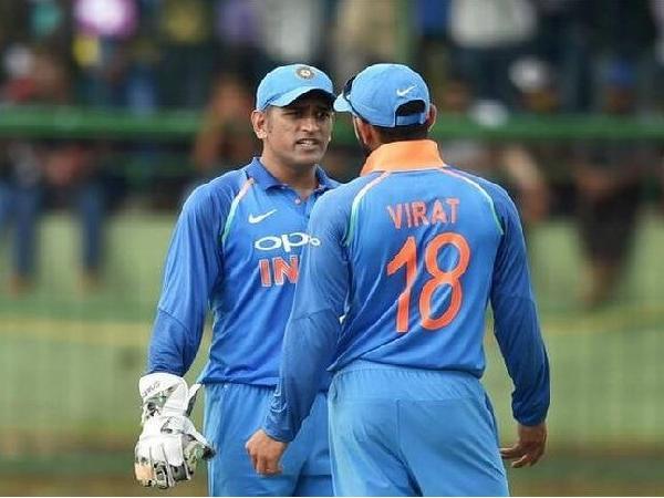 महेंद्र सिंह धोनी के बचाव में उतरे कप्तान विराट कोहली, दिग्गज खिलाड़ी की बंद की बोलती 4