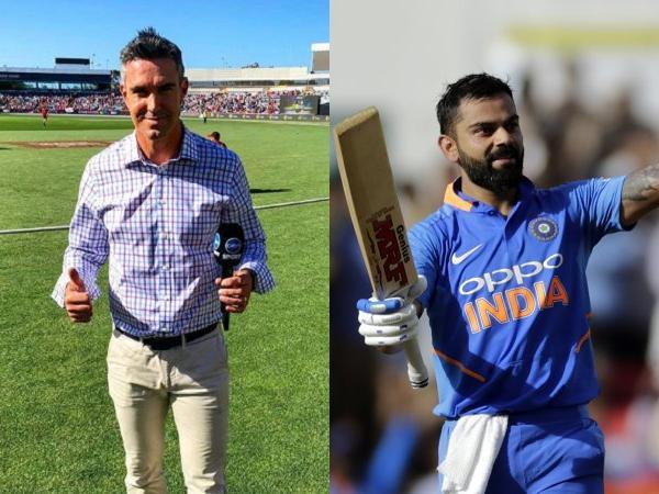 कप्तान विराट कोहली ने खेली 94 रन की तूफानी पारी, तो केविन पीटरसन ने कुछ ऐसे की तारीफ 8
