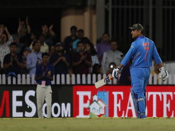INDIA vs AUSTRALIA: महेंद्र सिंह धोनी को बाकी बचे 2 वनडे मैचों से मिला आराम, ये रही वजह 54