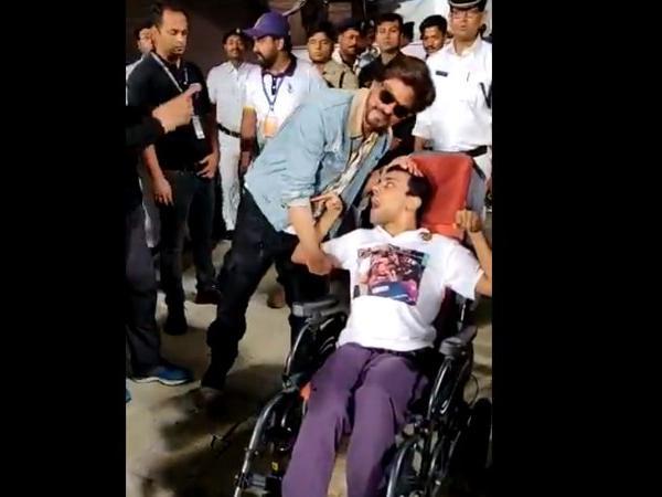 केकेआर की जीत के बाद शाहरुख़ खान ने दिव्यांग फैंस के लिए किया कुछ ऐसा जीत लिया करोड़ो भारतीयों का दिल 35