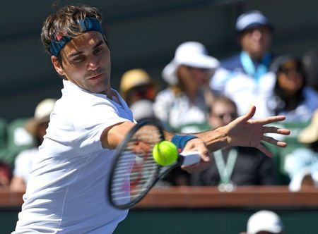 Tennis: Federer finals from Nadal, Indian Wells