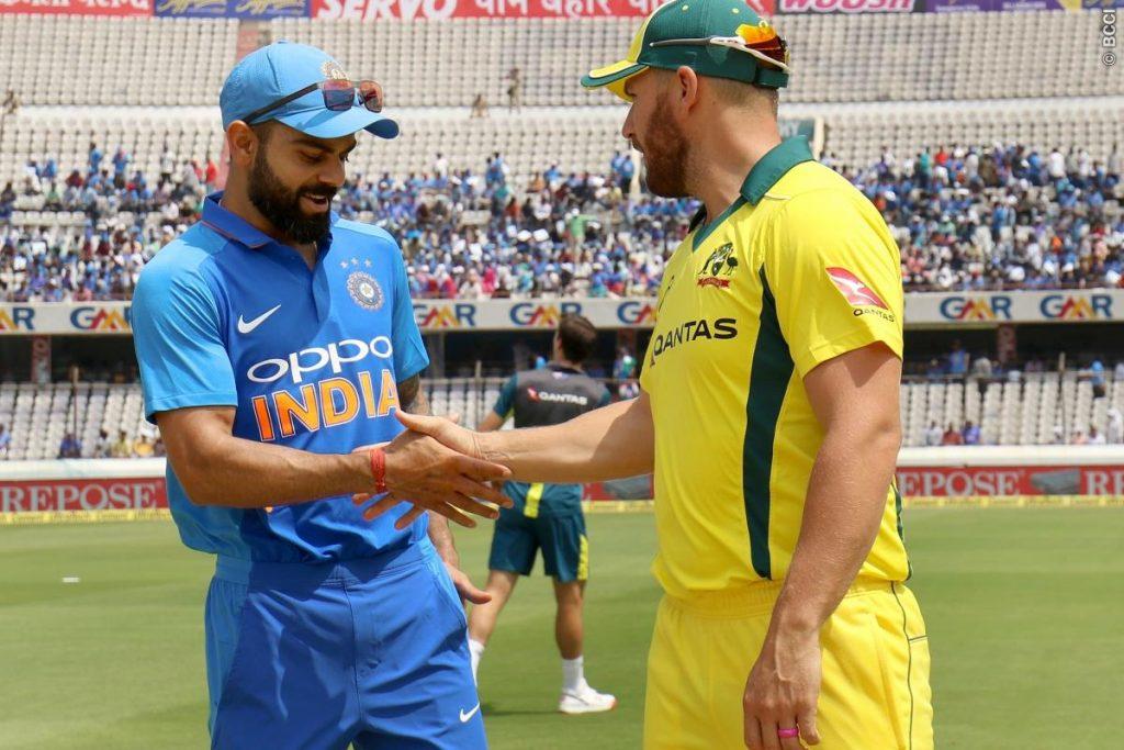 India vs Australia- टॉस रिपोर्ट: ऑस्ट्रेलिया ने टॉस जीता पहले गेंदबाजी का फैसला, भारतीय टीम में दिग्गज की वापसी 2