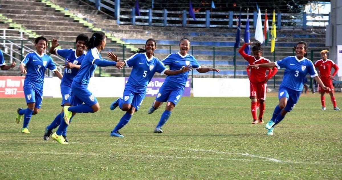 महिला फुटबाल : भारत सैफ कप फाइनल में, खिताबी भिड़ंत नेपाल से