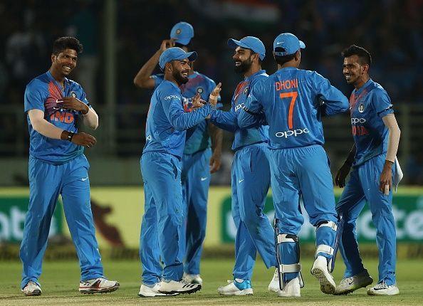 टी-20 रैंकिंग: आईसीसी ने घोषित की नई टीम रैंकिंग, खतरे में टीम इंडिया का स्थान