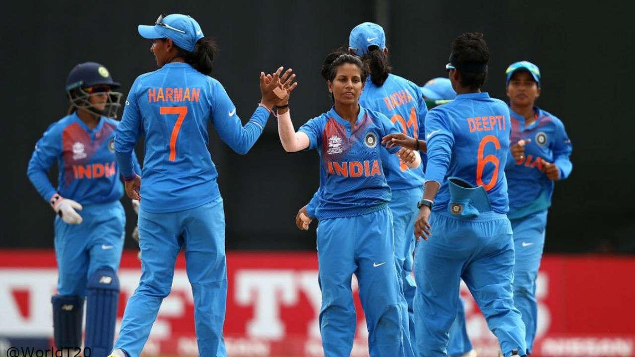 भारतीय महिला टीम ने वेस्टइंडीज पर टी20 सीरीज में बनायी अजेय बढ़त, तीसरे टी20 में भी दी मात 32