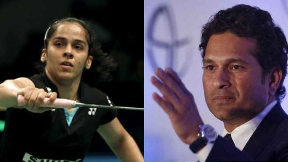Sachin wished Saina to recover soon