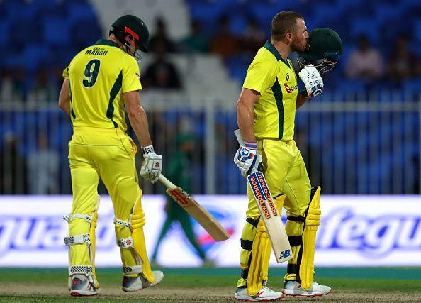 AUSvsPAK: एरोन फिंच के शानदार शतक से ऑस्ट्रेलिया ने पाकिस्तान को 8 विकेट से हराया 6