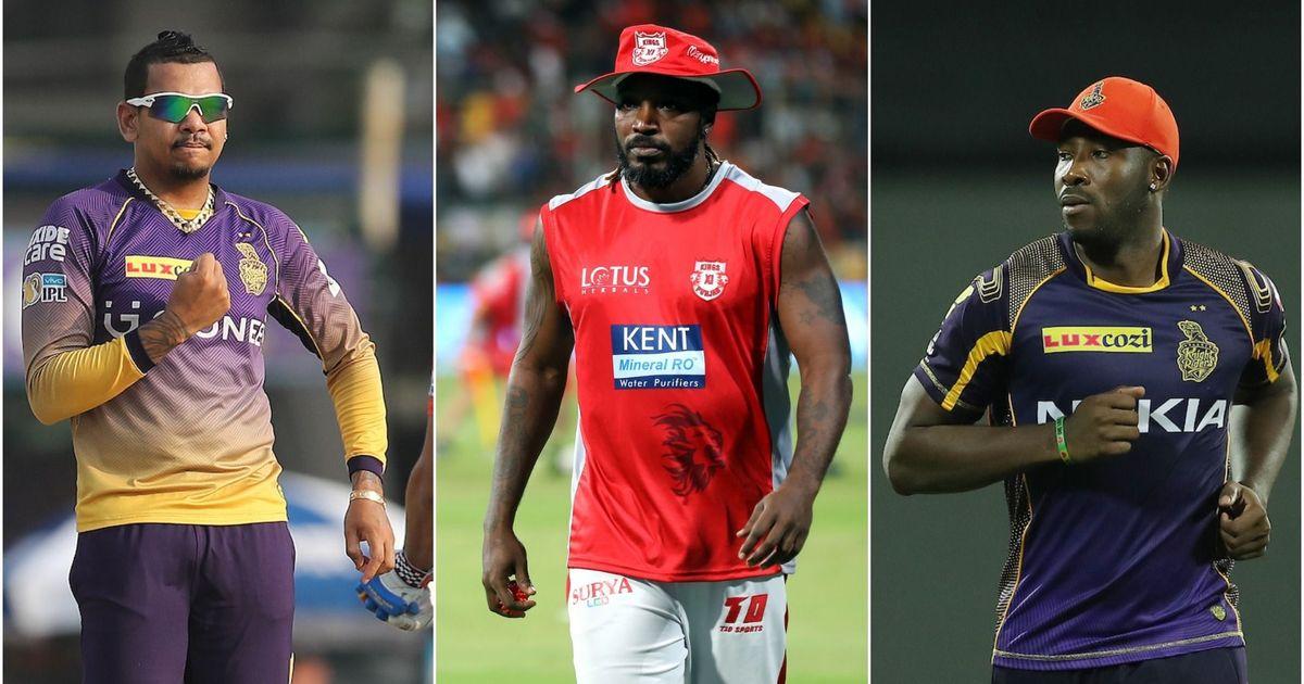 आईपीएल 2019: क्या प्लेऑफ में हिस्सा नहीं लेंगे वेस्टइंडीज के खिलाड़ी?