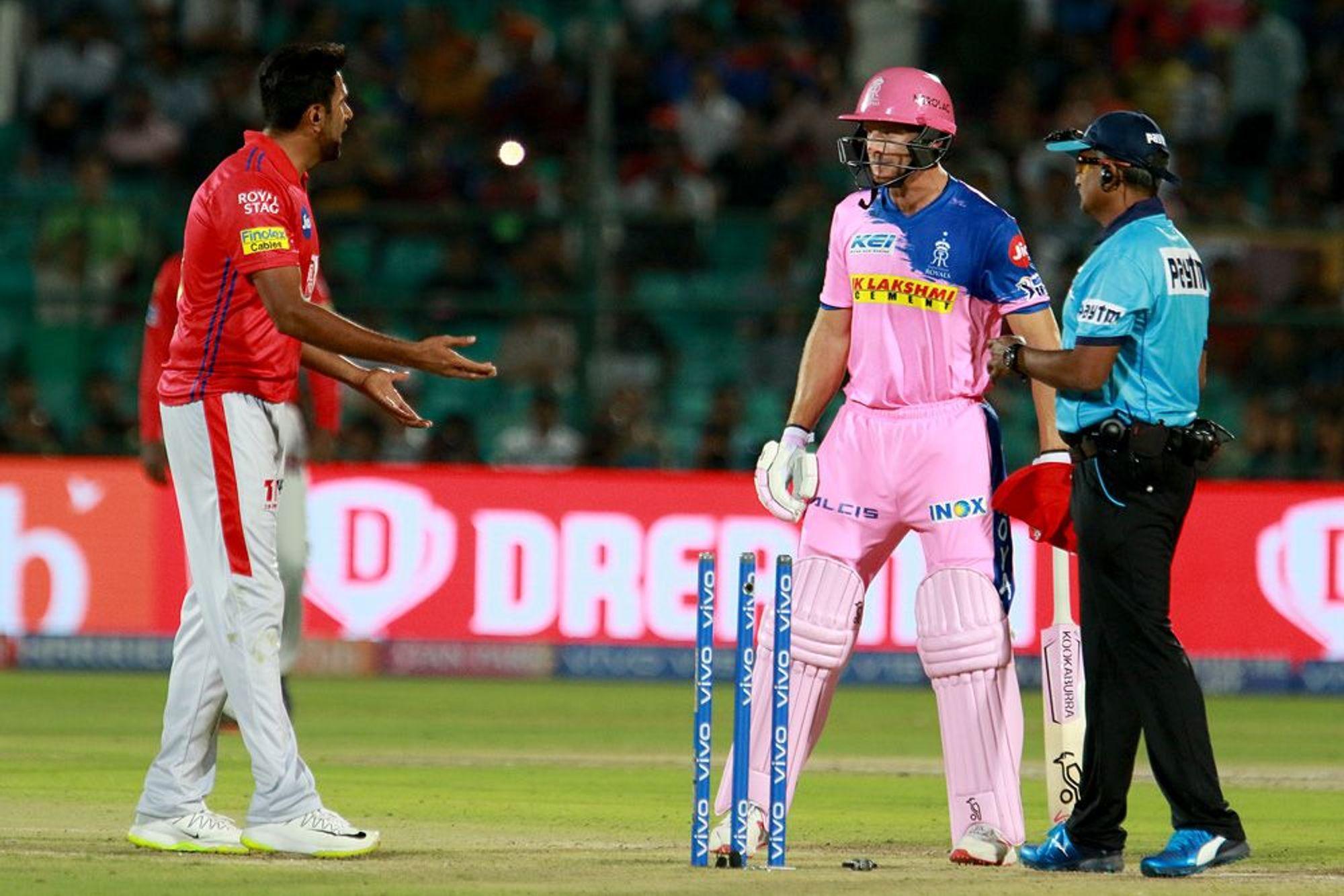 आईपीएल 2019: अश्विन-बटलर मांकडिंग विवाद पर बीसीसीआई ने रखा अपना पक्ष, अश्विन को चेतावनी देते हुए कही ये बात