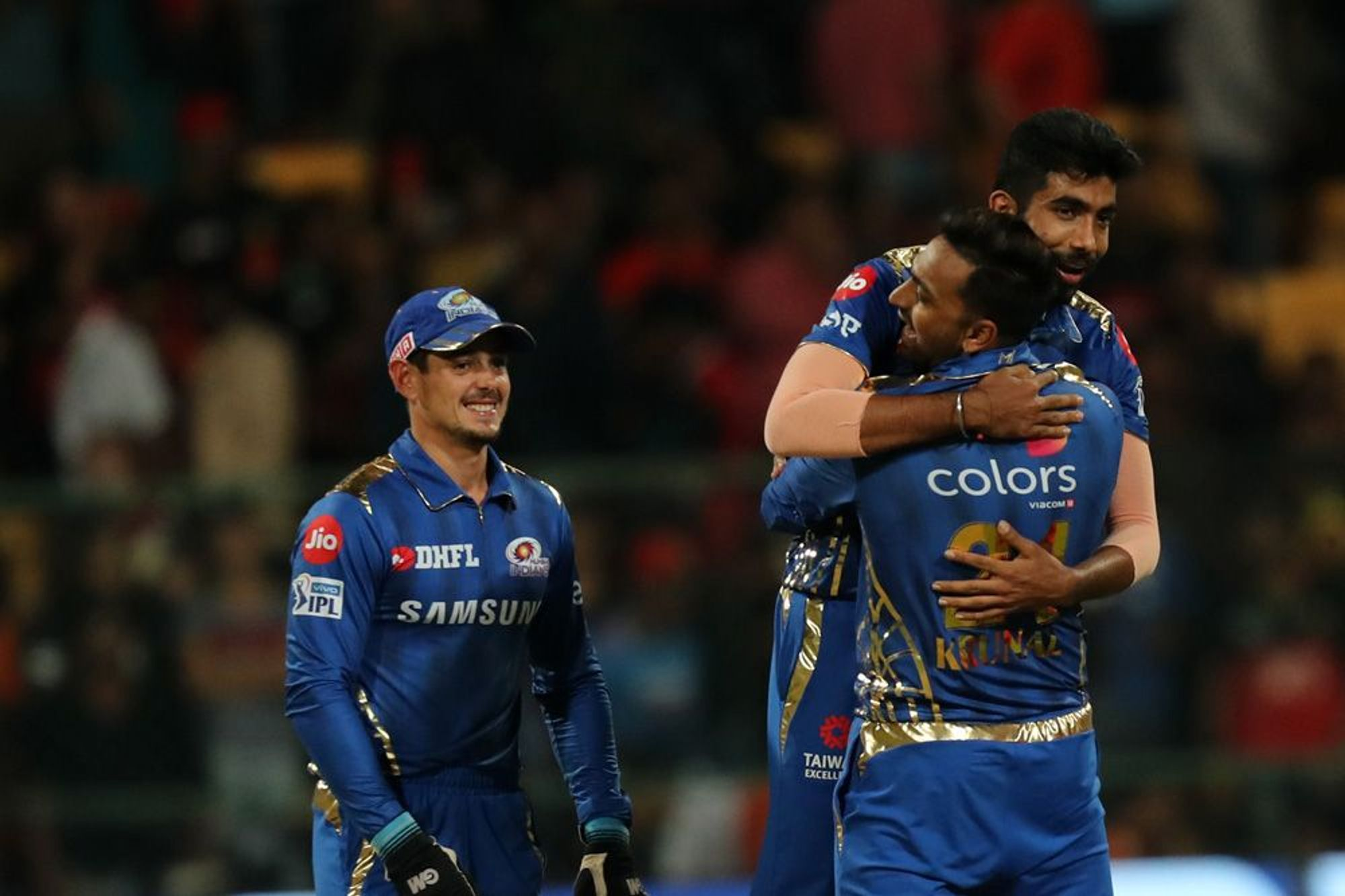 IPL 2019: किंग्स इलेवन पंजाब के खिलाफ इन 4 विदेशी खिलाड़ियों के साथ उतर सकती है मुंबई इंडियंस