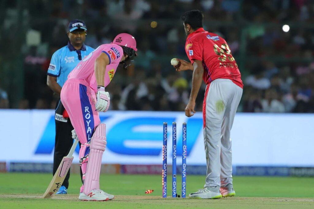 आईपीएल 2019: अश्विन-बटलर मांकडिंग विवाद पर बीसीसीआई ने रखा अपना पक्ष, अश्विन को चेतावनी देते हुए कही ये बात 1
