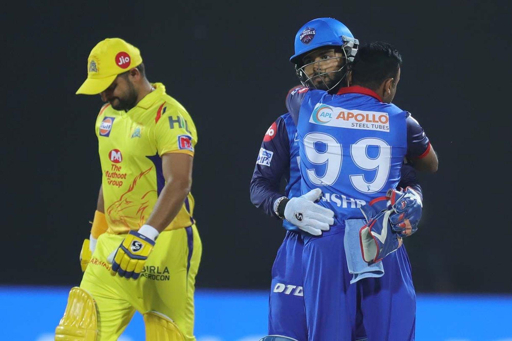 आईपीएल 2019, DCvsCSK: मैच में बनें 8 बड़े रिकॉर्ड, ऐसा करने वाले दूसरे खिलाड़ी बने महेंद्र सिंह धोनी