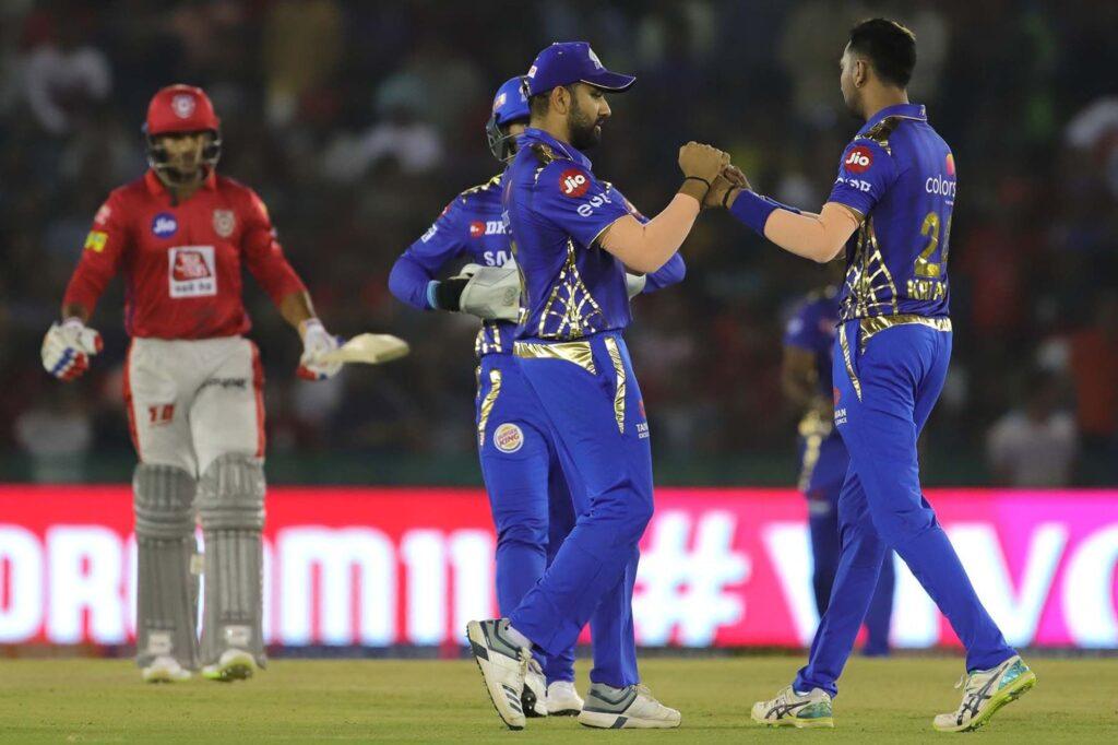 IPL 2019- किंग्स इलेवन पंजाब के खिलाफ मिली हार के बाद अब फूटा रोहित शर्मा का गुस्सा, सीधे तौर पर इन्हें माना हार का जिम्मेदार 3