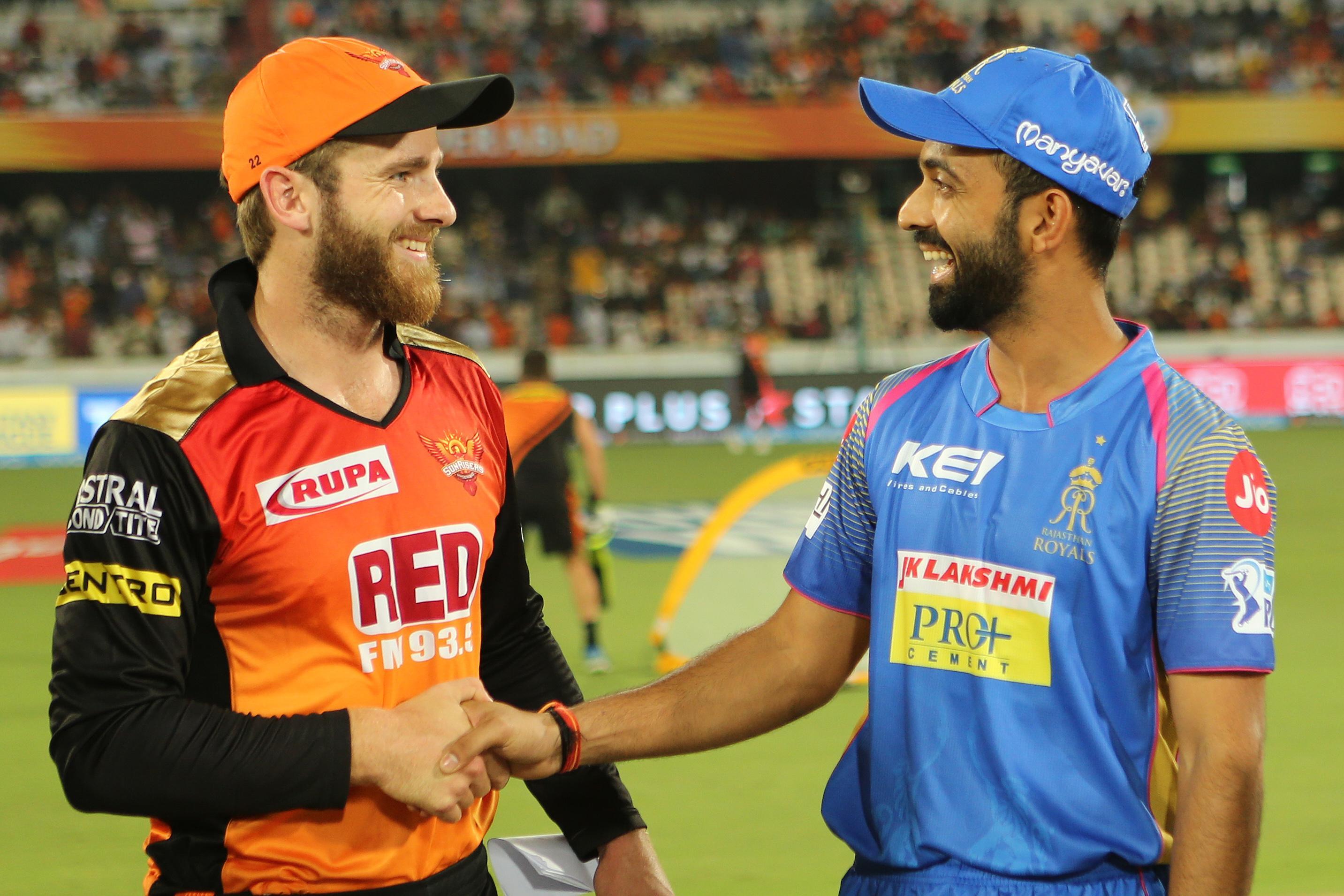 SRHvsRR: हैदराबाद में कैसा होगा मौसम का हाल, मैच जीतने के लिए टॉस जीतकर कप्तान को लेना होगा ये फैसला 1