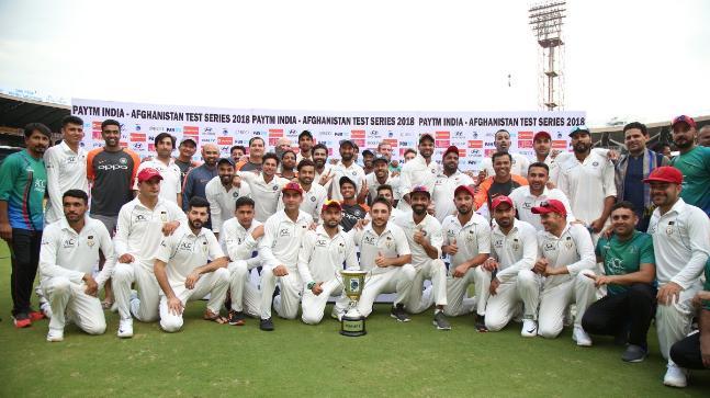 RECORD : जिस रिकॉर्ड को बनाने में भारतीय टीम ने लगा दिए पूरे 20 साल, उसे अफगानिस्तान ने अपने दूसरे ही मैच में बना डाला