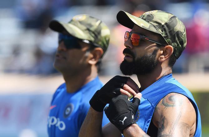 विश्व कप से पहले आईपीएल खेल रहे भारतीय खिलाड़ियों को कोहली की विराट सलाह, खेलें सिर्फ इतने मैच 1