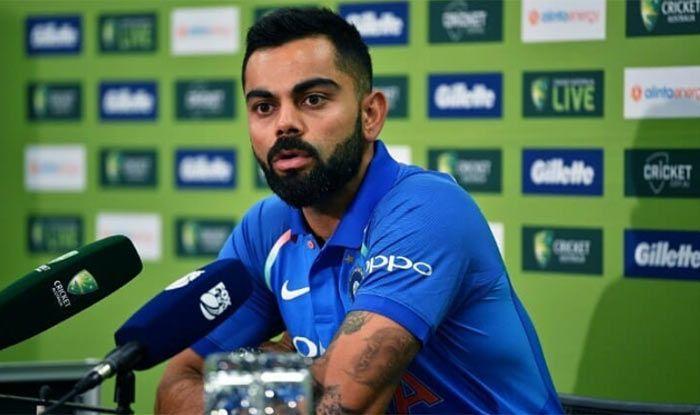 विश्वकप की दावेदारी को लेकर विराट ने दिया यह बयान, इस टीम को बताया भारत के लिए सबसे बड़ा खतरा