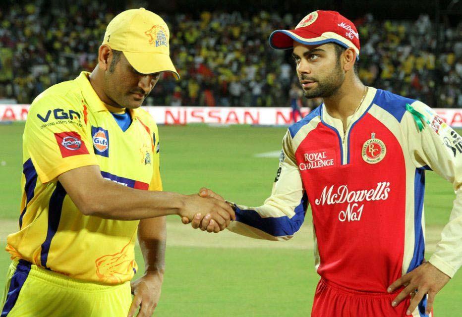 आईपीएल: रॉयल चैलेंजर्स बेंगलुरु और चेन्नई सुपर किंग्स के बीच खेले गए तीन रोचक मुकाबले 2