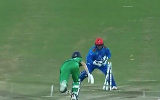 वीडियो- मोहम्मद शहजाद ने विकेट के पीछे दिखायी ऐसी चुस्ती कि आ गई महेन्द्र सिंह धोनी की याद