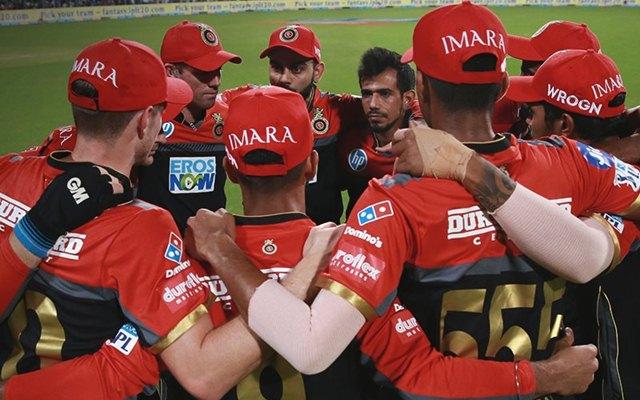कोरोना वायरस की वजह से विराट कोहली की कप्तानी वाली रॉयल चैलेंजर्स बैंगलोर ने लिया ये फैसला 11