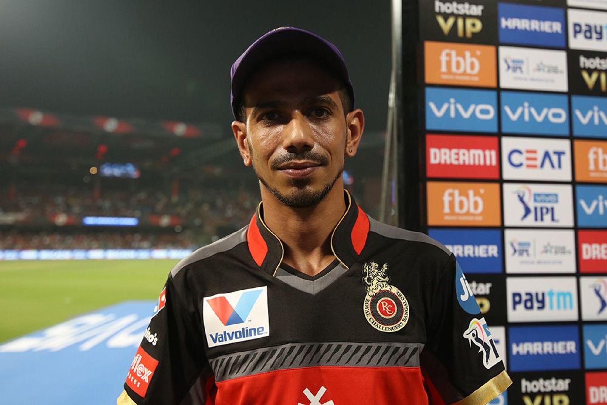 आईपीएल 2019 : युवराज सिंह ने जब लगाए लगातार 3 छक्के तो मैंने स्टुअर्ट ब्रॉड की तरह महसूस किया: युजवेंद्र चहल 3