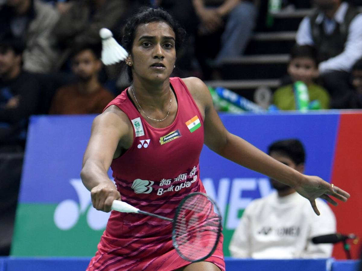Badminton: Sindhu defeated in the first round of All England Open